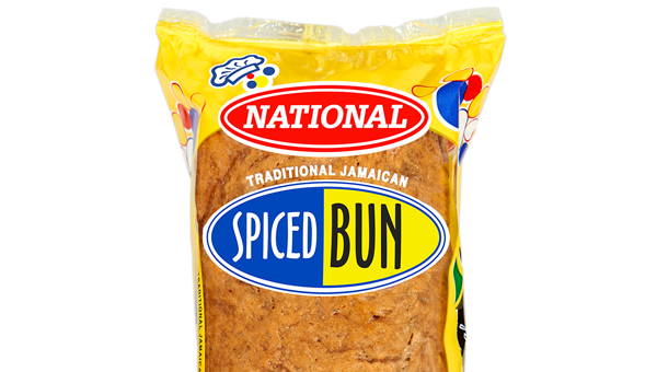 National Spiced Bun - Traditional Jamaican