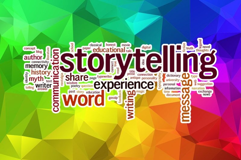 Pop Story Gimme: A Culture of Storytelling